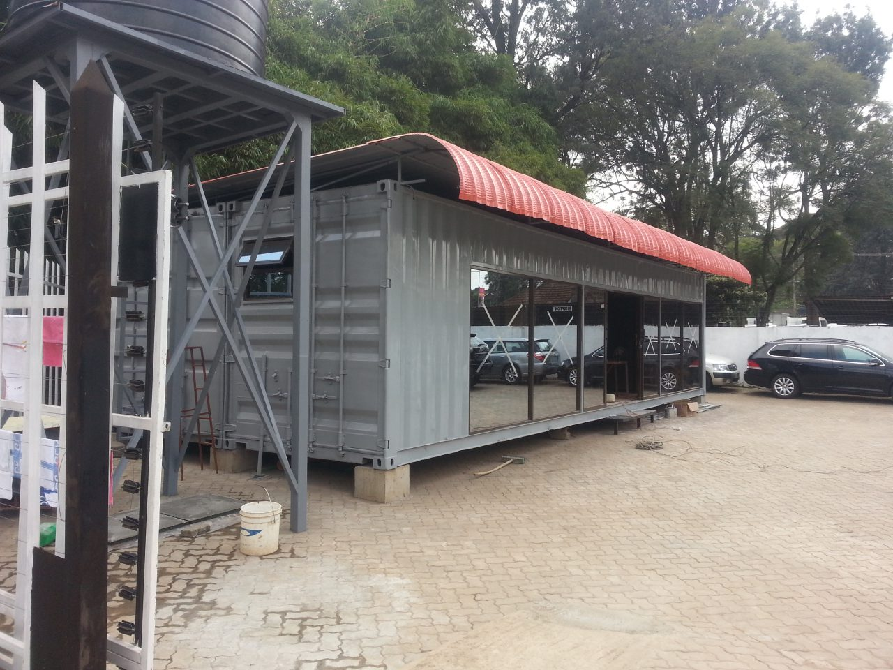 Nyale Investment Limited - Container