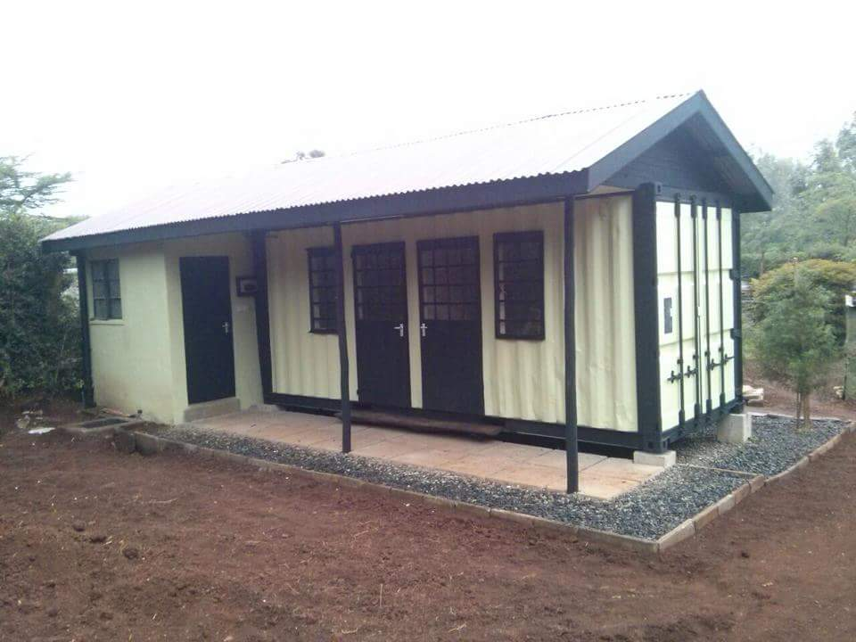 Nyale Investment Limited - Container Conversion To Houses