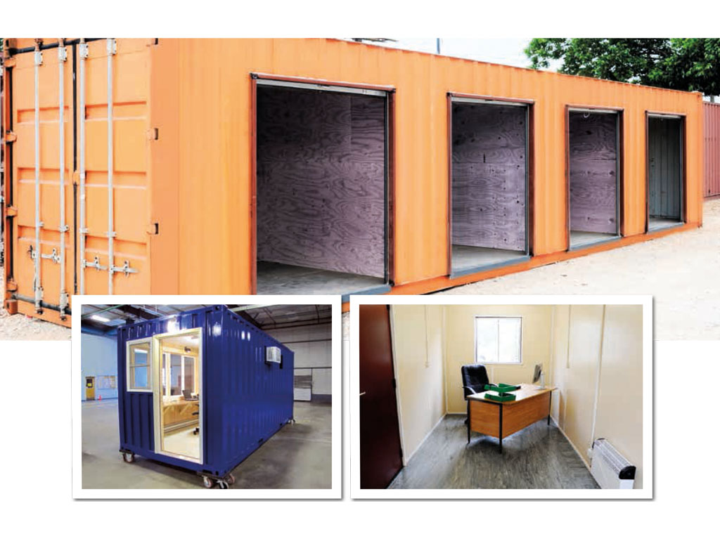 Nyale Investment Limited - Containers